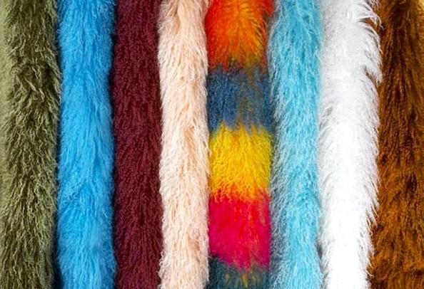 Чем красить мех в домашних условиях домашний