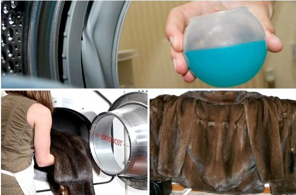 Можно ли стирать искусственный мех в стиральной верно стирать