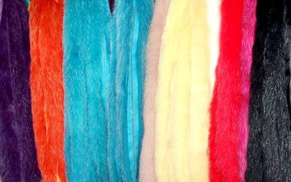 Покрасить дубленку краской для волос волос