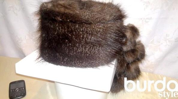Как сшить шапку своими руками из меха норки своими руками 40