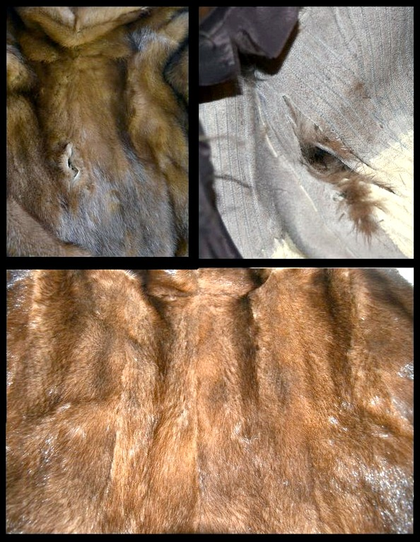 Пошив изделий из меха изделие