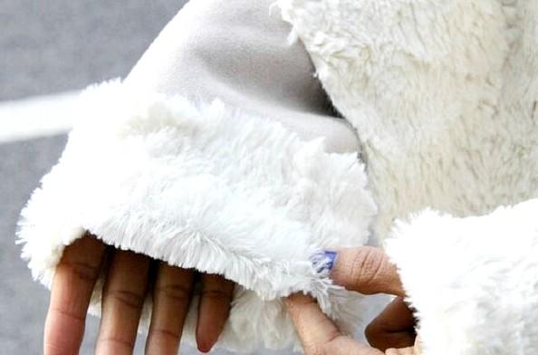 Средство для чистки меха искусственного меха