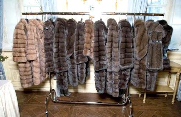 Сшить норковую шубу на заказ в Москве норковый